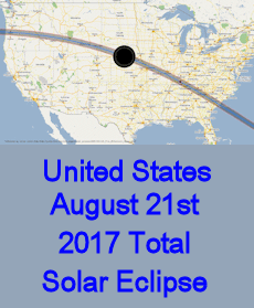 USA 2017 Total Eclipse
